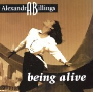 CD Billings, Alexandra - Being Alive