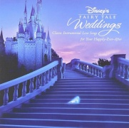 CD Disney\'s Fairy Tale Weddings