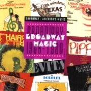CD Broadway - America\'s Music: Broadway Magic 1968 - 1980
