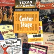 CD Broadway - America\'s Music: Center Stage 1947 - 1958