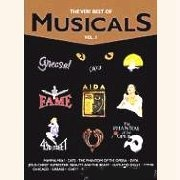 CD Very Best Of Musicals Vol. 1 \(Original Recordings\)