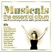 CD Musicals - The essential Album