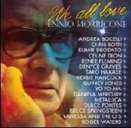 CD We all love Ennio Morricone