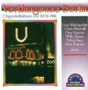 CD Verklungenes Berlin
