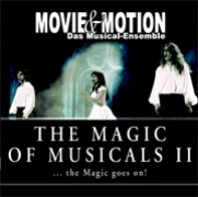 CD Movie & Motion - The Magic of Musicals II