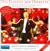 CD Festival der Operette - Seefestspiele M�rbisch - 10-CD-Box of Austrian Cast Recordings