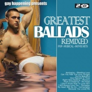 CD Greatest Ballads Remixed \(Pop - Musical - Movie Hits\)