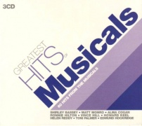CD Greatest Hits Of Musicals \(3 CD Box\)
