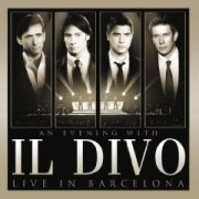 CD Il Divo - Live In Barcelona