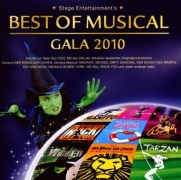 CD Best Of Musical Gala 2010