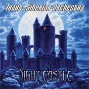 CD NIGHT CASTLE \(Trans-Siberian Orchestra\) - Studio Cast 2009