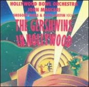 CD The Gershwins in Hollywood