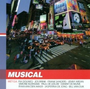 CD Hollands Glorie - Musical