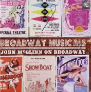CD John McGlinn On Broadway - Broadway Musicals \(13-CD-Box\)