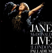 CD McDonald, Jane - Live At The London Palladium + DVD \(RC 0\)