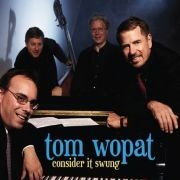 CD Wopat, Tom - Consider It Swung