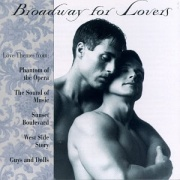 CD BROADWAY FOR LOVERS