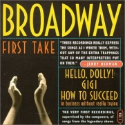 CD Broadway First Take Volume 1