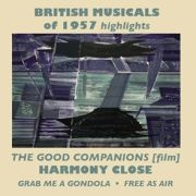 CD British Musicals Of 1957 Highlights