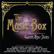 CD The Music Box - The Music and Songs of Gareth Peter Dicks