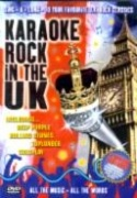 Karaoke-DVD Rock In The UK \(RC 0\)