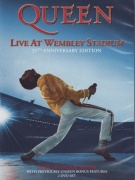 DVD Queen - Live At Wembley Stadium \(RC 2\)