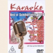 Karaoke-DVD Schih�ttn Hits Volume 3 \(RC 0\)