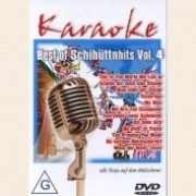 Karaoke-DVD Schih�ttn Hits Volume 4 \(RC 0\)