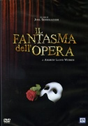 DVD Phantom Of The Opera, The - ITALIEN Edition \(RC 2\)