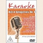 Karaoke-DVD Schlagermania Volume 4 \(RC 0\)