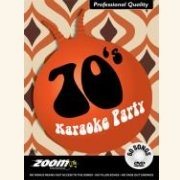 Karaoke-DVD 70\'s Karaoke Party \(Zoom\)
