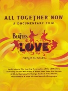 DVD All Together Now - Beatles - Love by Cirque Du Soleil \(RC 0\)