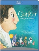 Blu-ray Disc CIRQUE DU SOLEIL - CORTEO \(All Regions\)