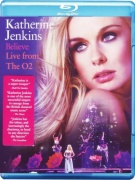 Blu-ray Disc JENKINS, KATHERINE - BELIEVE - LIVE FROM THE O2 \(Region B\)