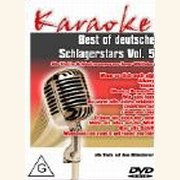 Karaoke-DVD Whittaker, Roger \(Best Of Deutsche Schlagerstars Volume 5\)