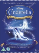 Blu-ray Disc CINDERELLA 1-3 \(Box-Set\) \(All Regions\)