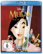 Blu-ray Disc MULAN \(All Regions\)