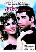 Sheet Music GREASE \(20th ANNIVERSARY MOVIE-EDITION\)