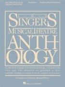 Sheet Music SINGERS MUSICAL THEATRE ANTHOLOGY MEZZO-SOPRAN & BELTER  Vol. 3
