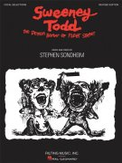 Sheet Music SWEENEY TODD \(Vocal Selections\)