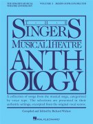 Sheet Music SINGERS MUSICAL THEATRE ANTHOLOGY MEZZO-SOPRAN & BELTER Vol. 2