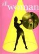 Sheet Music + playback-CD ALL WOMAN - LOVE SONGS