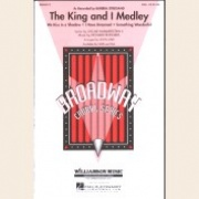 Sheet Music KING AND I - MEDLEY IM STIL VON BARBARA STREISAND