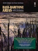 Sheet Music + Playback-CD BASS-BARITONE ARIAS WITH ORCHESTRA VOL. 1