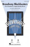 Sheet Music BROADWAY BLOCKBUSTERS - CHORAL HIGHLIGHTS FOR SSA