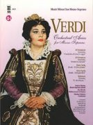 Sheet Music + Playback-CD VERDI ARIAS FOR MEZZO-SOPRANO & ORCHESTRA