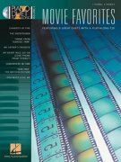 Sheet Music + Playback-CD MOVIE FAVORITES \(PIANO DUET\)