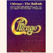 Sheet Music Chicago - Ballads \(PVG\)