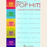 Noten DISNEY - GREATEST  POP HITS \(A DECADE OF RADIO SINGLES\)