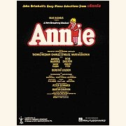 Sheet Music Annie \(Broadway\) \(Easy Piano\)